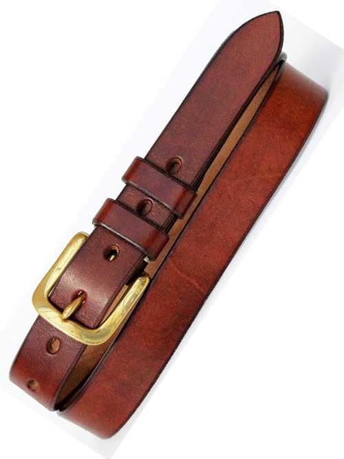 1 quot classic handmade leather belt custom belt made to