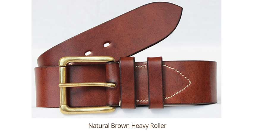 2 quot classic handmade leather belt custom belt made to